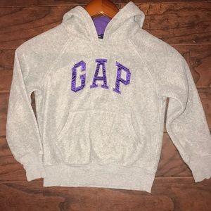 Girls Gap pullover size 6/7.